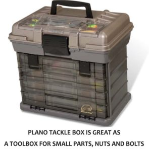toolbox for small parts - plano tackle box