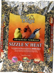 spicy bird seed mixes